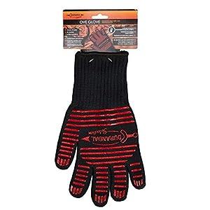Durandal Guanti per Barbecue 1 unità Ove' Glove | Guanti ignifughi Accessori Barbecue | Guanti BBQ Resistenti Fino a 250… 12 spesavip