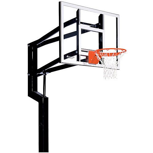 Goalsetter All-American In-Ground Basketball Hoop with 60 Inch Backboard