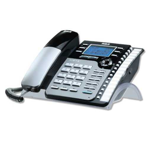 RCA 25205RE1 2-Line Full Duplex Speakerphone Answering System by RCA