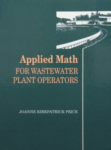 Applied Math F/Wastewater... W/Wkbk.