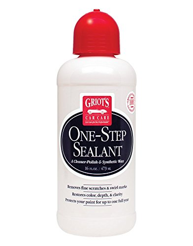 Griot's Garage 11075 One-Step Sealant 16oz
