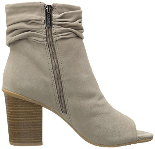 Kenneth Cole REACTION Womens Fridah Cool Ankle Bootie Taupe CmH24