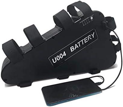 電気は、USBポートを持つバッテリー、充電器と電動自転車のバッテリー充電式リチウムリチウムイオン電池、長距離作業リチウム電池の自転車,48V12AH