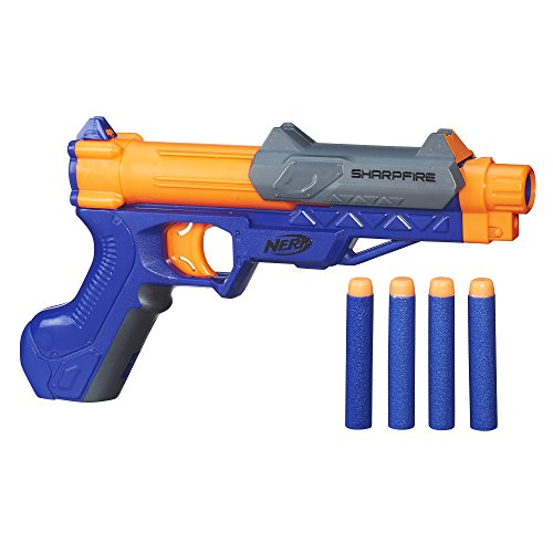 Shooting In Delta Colorado: Nerf N-Strike SharpFire Delta Blaster