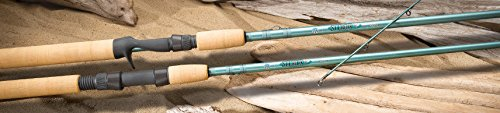 2016 ST.CROIX AVID SERIES 7′ MHF INSHORE SPINNING FISHING RODS (VIS70MHF)
