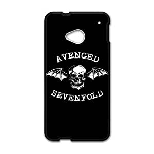 Happy avenged sevenfold logo Phone Case for HTC One M7