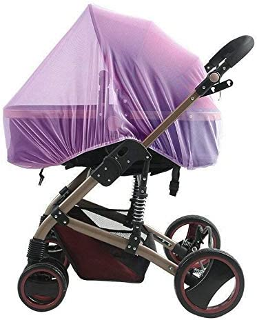 Debuy Baby Mosquito Net for Stroller Car Seat Infant Bugs Protecting Universal Stroller Mosquito Net