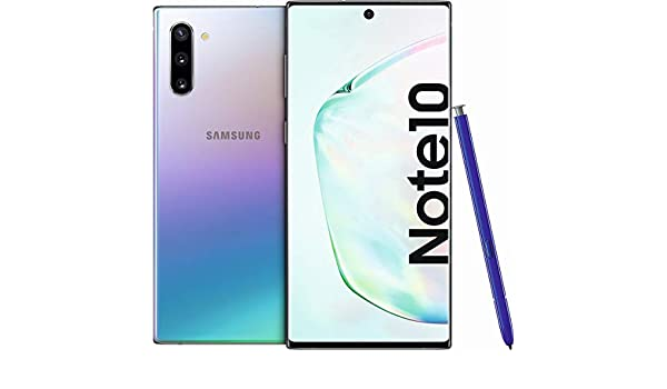Amazon com: Samsung Galaxy Note 10 4G Dual-SIM SM-N970F/DS