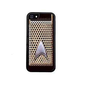 Star Trek Communicator ~ Personalized Custom Beauty Diy Smooth Surface Durable Tpu Rubber Silicone Case Cover Skin Unique iphone 6 Case ~ (iPhone 6, 4.7