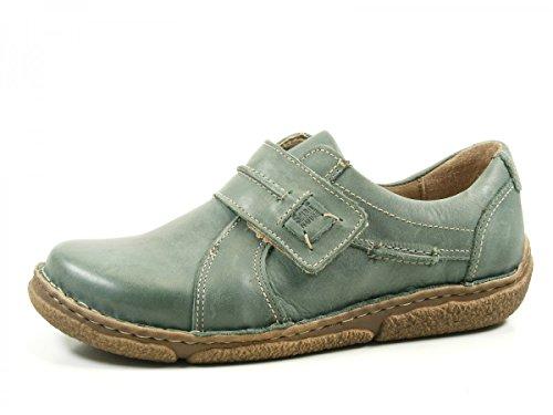Zapatos verdes formales Josef Seibel para mujer Gnk1reAu