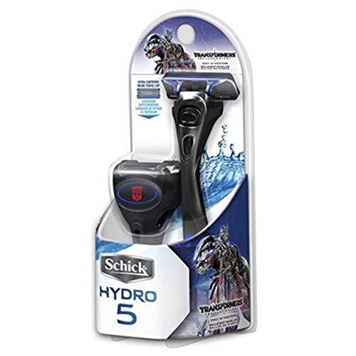 Schick Hydro 5 Razor for Men with Flip Trimmer and 2 Razor...
