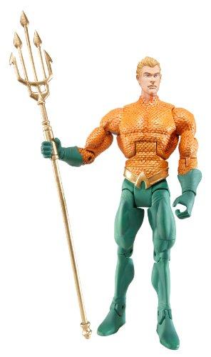 Mattel DC Comics Unlimited Aquaman Collector ()