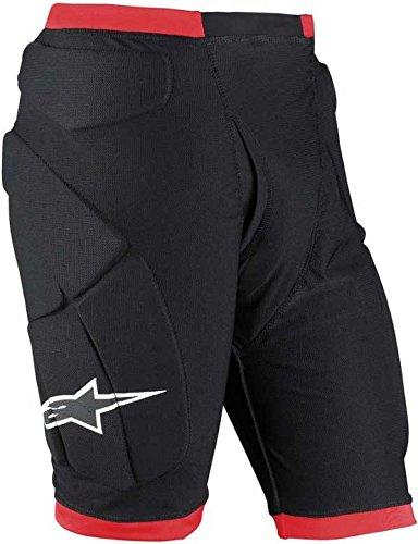 Alpinestars Comp Pro Shorts (Black/Red, X-Large)
