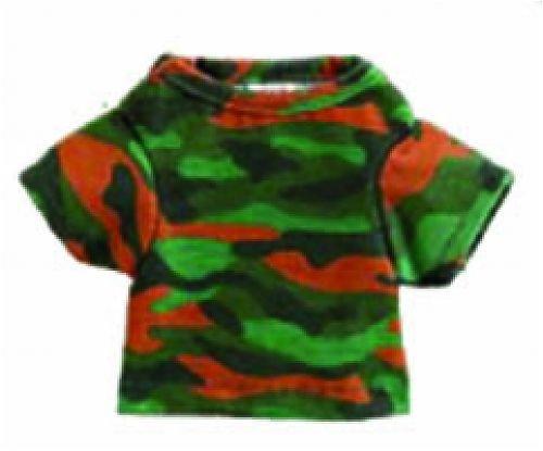 - Webkinz Kinz Clothes Army Shirt