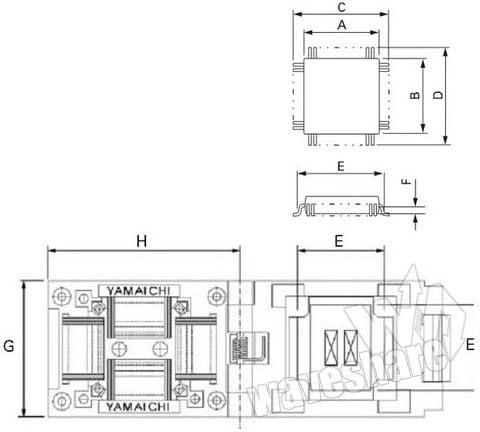 STM32 QFP144 LQFP144 STM32F10xZ STM32L1xxZ STM32F2xxZ STM32F4xxZ IC Test Socket Programming Adapter 0.5mm Pitch