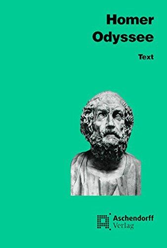 Odyssee: Text (Griechisch) (Aschendorffs Sammlung lateinischer und griechischer Klassiker)