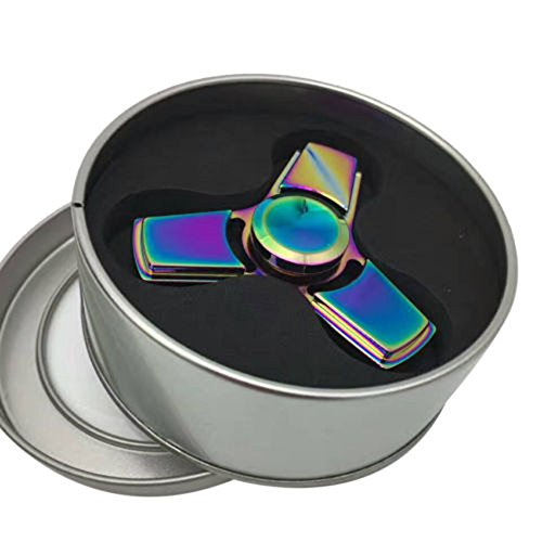 Meetcute Rainbow Spinner Relieves Anxiety