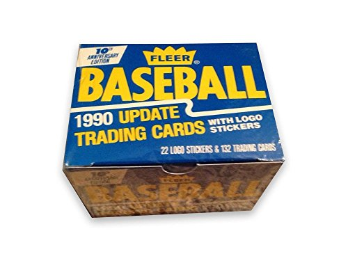 1990 Fleer Update Set (MLB - Baseball - 132 Cards - Frank Thonas RC) (Factory (Fleer Factory Sealed Baseball)