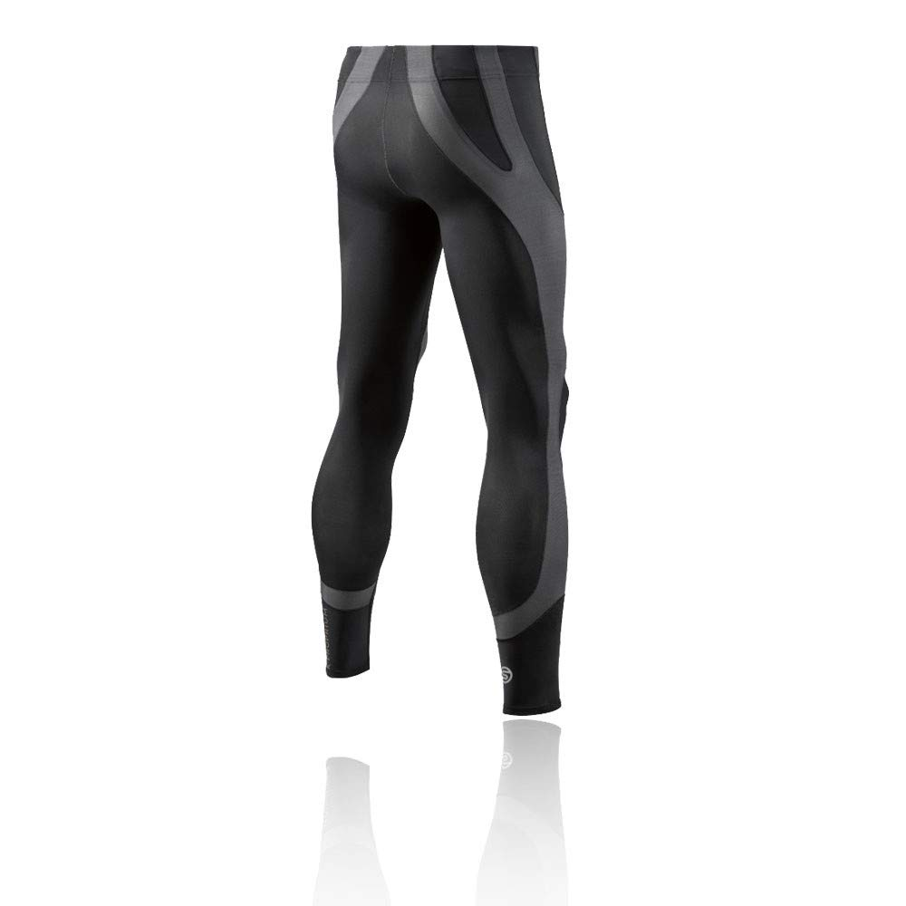 Skins K-Proprium Ultimate Long Compression Tights - Large (Short Leg) - Black by Skins (Image #4)