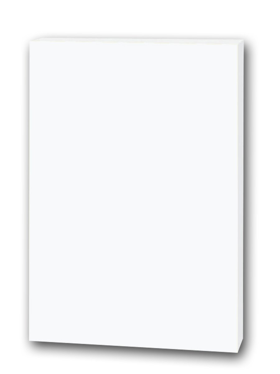 Flipside Products 32402 Acid Free Foam Board, 32'' x 40'', White (Pack of 25) by Flipside Products