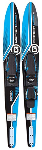 O'Brien Jr. Celebrity Combo Water Skis, 58