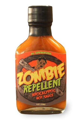 zombie hot sauce - 5