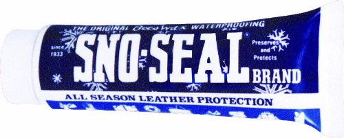 (Sno-Seal  Wax 3.5. oz. (100 gram) Waterproofing)