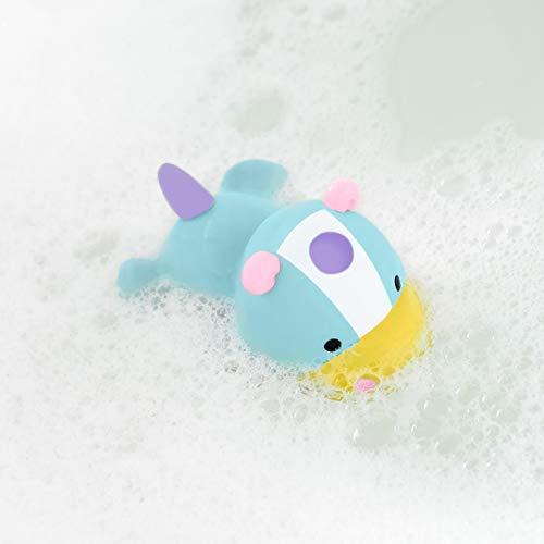41uiLb7CxLL - Skip Hop Baby Bath Toy, Light-Up Unicorn