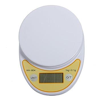Bluelover 1 kg/0.1g digital Postal cocina comida dieta gramos ...