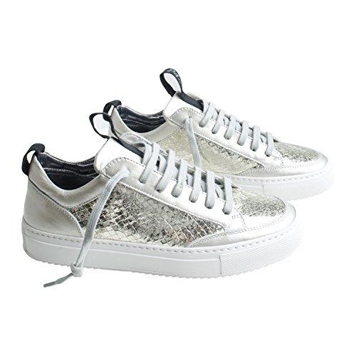 P448 Sneaker E8soho P448 Argento Sneaker E8soho Donna Argento Donna qFPwUCxnI