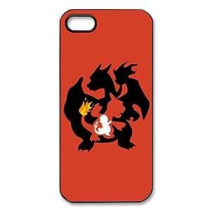 Charmander Pokemon Case for Iphone 5/5s Petercustomshop-IPhone 5-PC01404