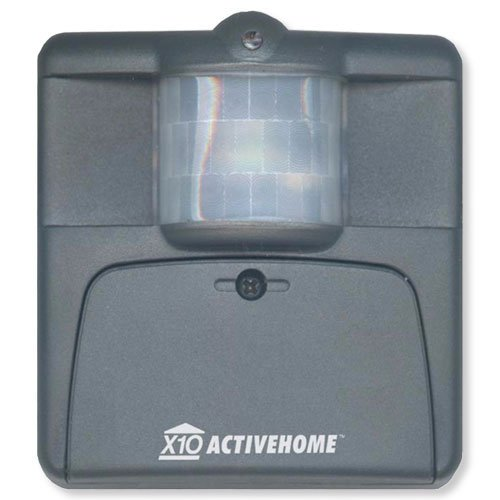 X10 MS16A ActiveEye Wireless Indoor/Outdoor Motion Sensor by X10