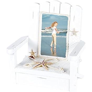Amazon.com - Miniature Adirondack Chair Place Card/Photo Frame Set ...
