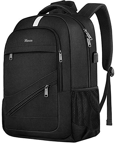 Check Out This Travel Laptop Backpack, Business Anti Theft Computer Backpack with USB Charging Port,...