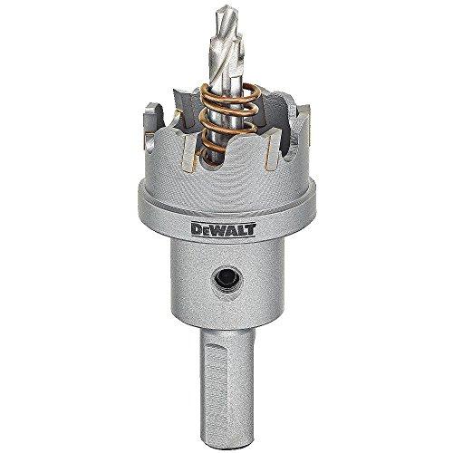 """DEWALT DWACM1819 Metal Cutting Carbide Holesaw, 1-7/32"""""""