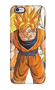 2611742K68277745 Brand New 6 Plus Defender Case For Iphone (dbz Goku)