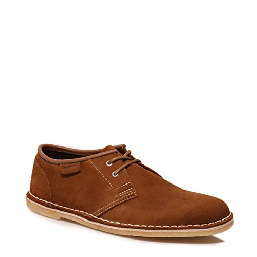 Clarks Mens Cola Jink Suede Shoes-UK 7