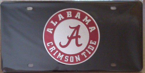 WinCraft Alabama, University of S34328 Acrylic Classic License -