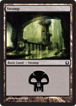 Magic: the Gathering - Swamp (264) - Return to Ravnica