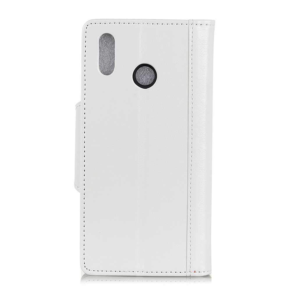 CAXPRO/® Coque Huawei Y6 2019 Premium Portefeuille /Étui en Cuir Housse /à Rabat avec Fermeture Magn/étique et Fente Carte pour Huawei Y6 2019 Vert