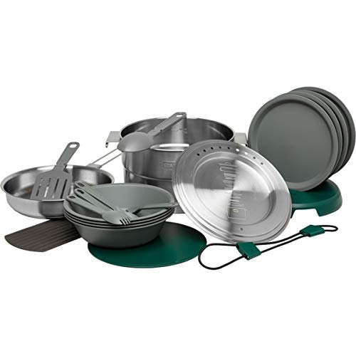 Stanley Base Camp Cook Set for Four – 21 Piece
