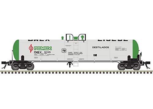 HO GATX 20,700 GAL Tank CAR PEMEX #5151