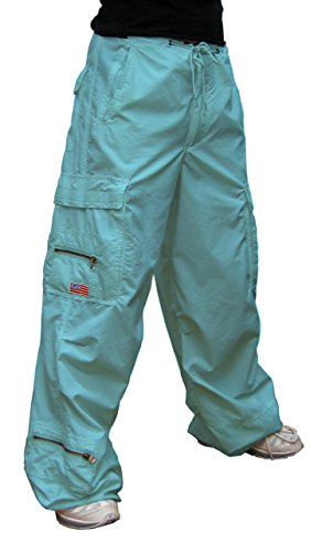 Ufo Pants - UFO's Micro Twill Canteen Pant, Light Blue (Medium)