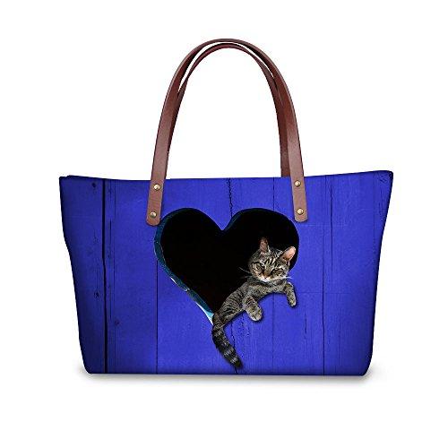C8wcc1822al Fashion Women School Bages Tote Bags FancyPrint xwZqfYBFw