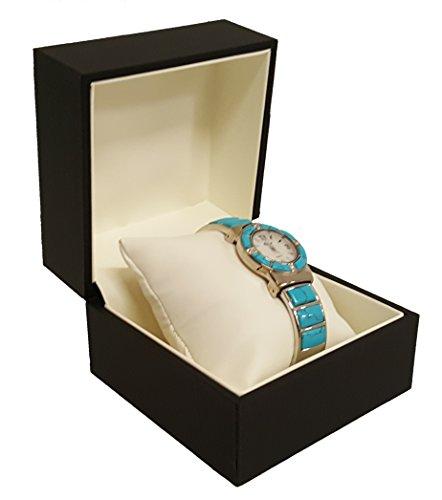 888 Display Elegant Sleeve Earring Ring Necklace Bracelet Watch Gift Box Display (4.5