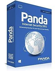 Panda Internet Security 2015 - Seguridad y antivirus (Caja, Full, 1 usuario(s), 240 MB, 256 MB, Pentium)