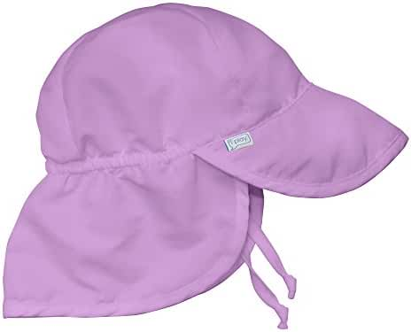 Iplay Flap Hat-Lavender-9/18mo