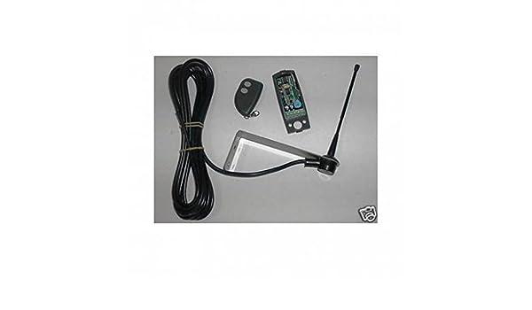 Kit Sistema Radio completo para automatismos Cancela: Amazon.es: Electrónica