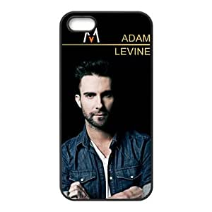 Customize Popular Singer Adam Levine Back Cover Case for iphone 5 5S by icecream design