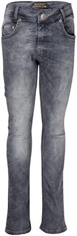 Blue Effect Jungen Jeans 2162 2488 in Grau (Grey Denim 9891)